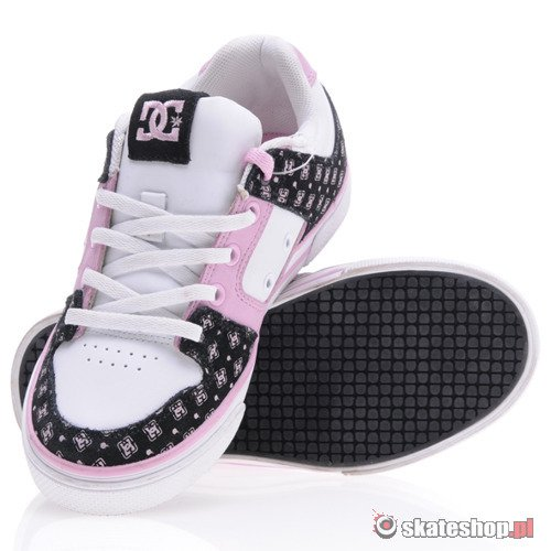 Buty DC Pure (blk/pink)  K59A17