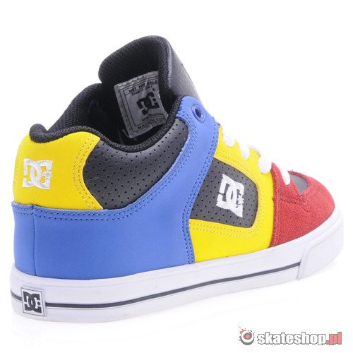 Buty DC Radar (blk/yellow) K52A10