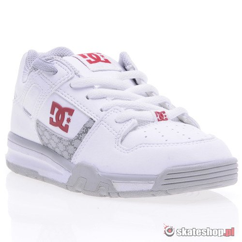 Buty DC Spartan (wht/red) K56A1