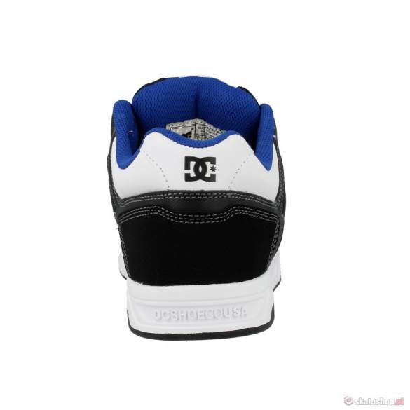Buty DC Stag (white/black/blue)