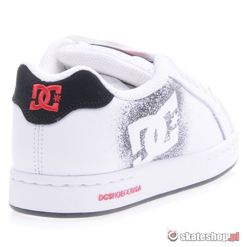 Buty DC Tag (wht/red) K54A18