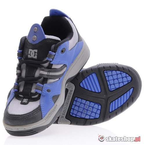 Buty DC Titan (blk/grey/royal)  K60A25