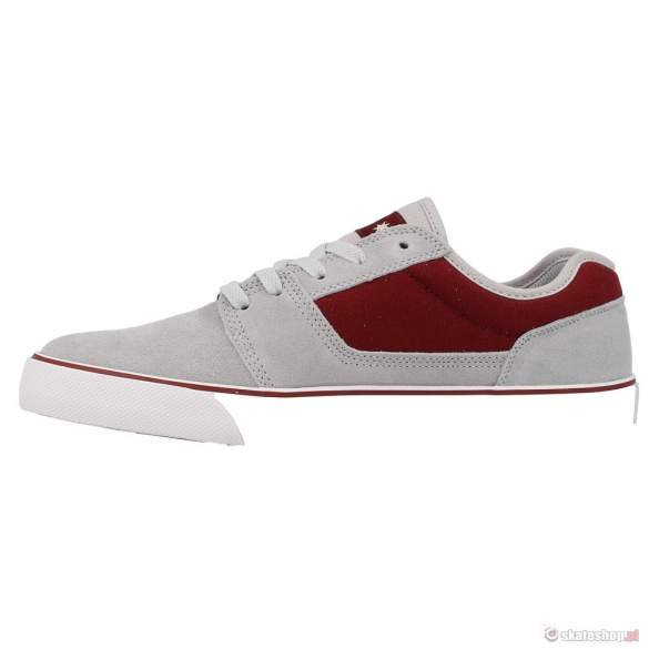 Buty DC Tonik S (grey/dark red)