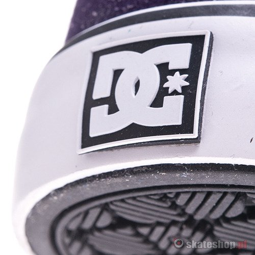 Buty DC Tonik TX (dark purple/white)