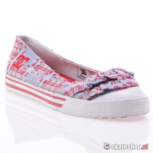 Buty DC Venice Ruffle (ath red) K33A7
