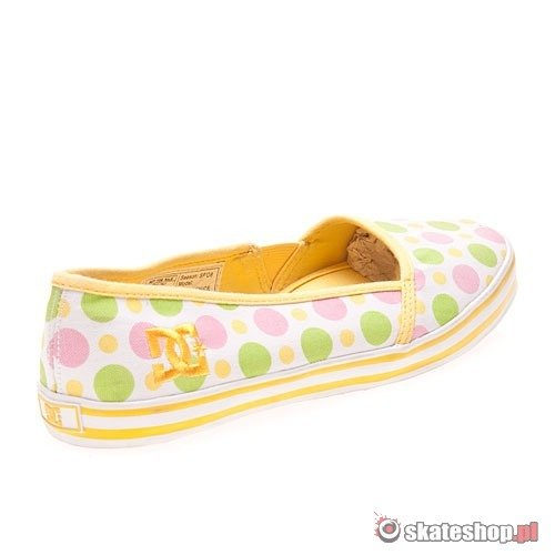 Buty DC Venice WMN (yellow/white) multikolor 646