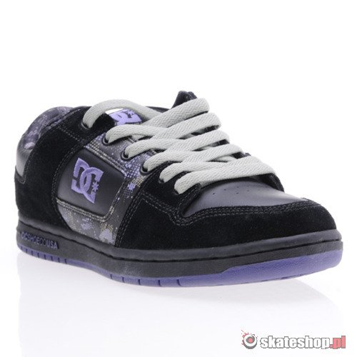 Buty DC  W's Manteca 2 (blk/grape) K38A6