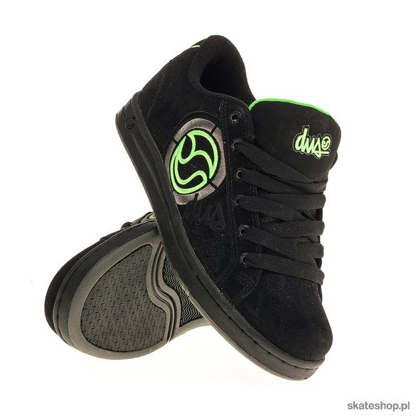 Buty DVS Adora Girls (black truebuck)