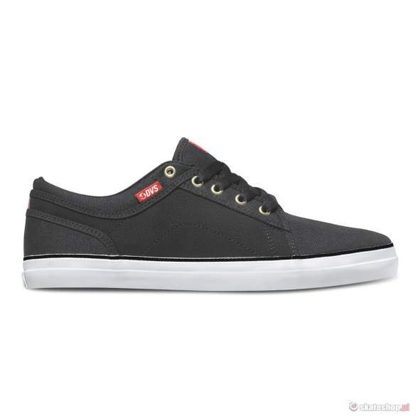 Buty DVS Aversa (black red canvas)