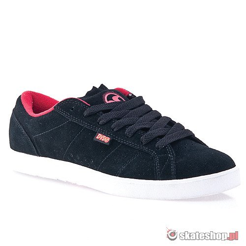 Buty DVS Chico Low (black) czarne smpl