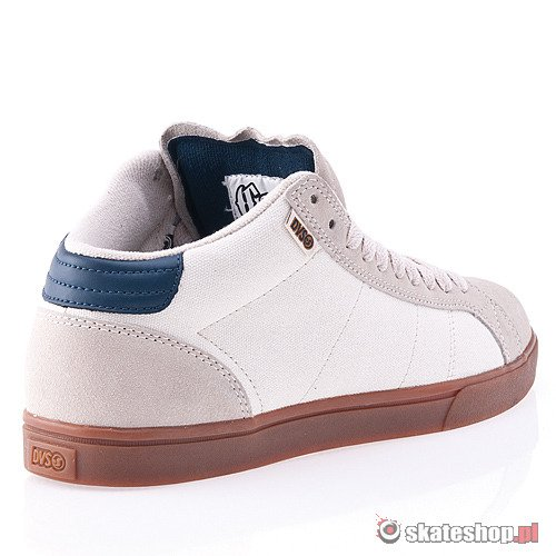 Buty DVS Chico Mid (white) beżowe