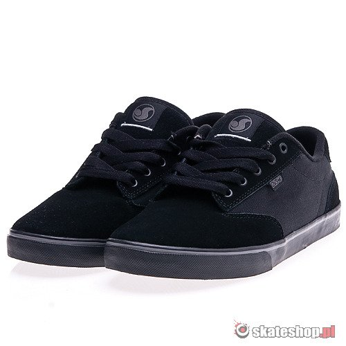 Buty DVS Daewon 12'ER (black to school) czarne