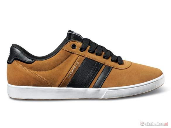 Buty DVS Fulham SMP '14 (brown suede) brązowe