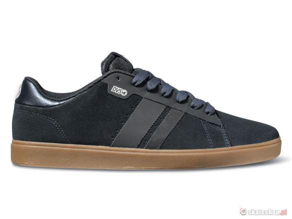 Buty DVS Halsted VPR SMP '14 (navy suede) granatowe