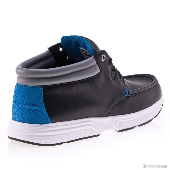 Buty DVS Hunt HL (black leather)