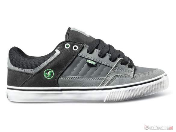 Buty DVS Ignition CT '14 (grey suede) szare