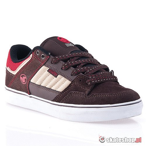 Buty DVS Ignition CT (brown) brązowe smpl