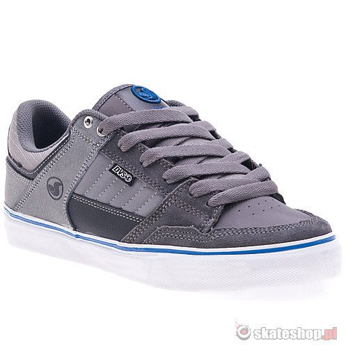 Buty DVS Ignition CT (grey suede) szare smpl