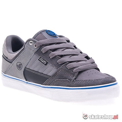 Buty DVS Ignition CT (grey suede) zamsz