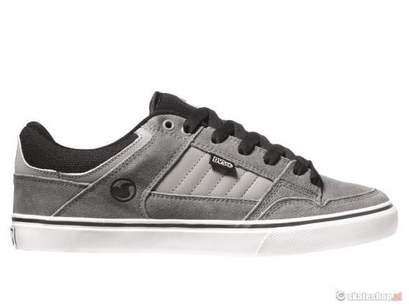 Buty DVS Ignition SMP '14 (grey suede) szare
