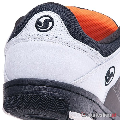 Buty DVS Ignition (white/grey/black) szaro-czarne smpl