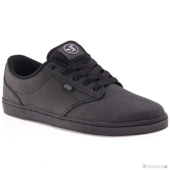Buty DVS Inmate 13 (black leather) czarne
