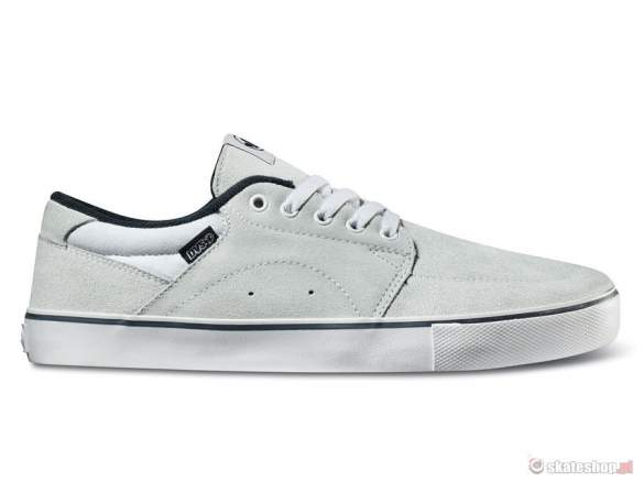 Buty DVS Jarvis SMP '14 (white suede) białe
