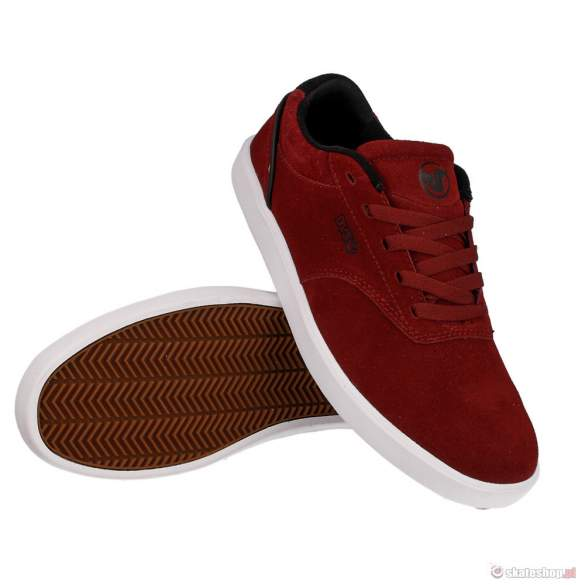 Buty DVS Lucid '14 (port/sud) bordowe