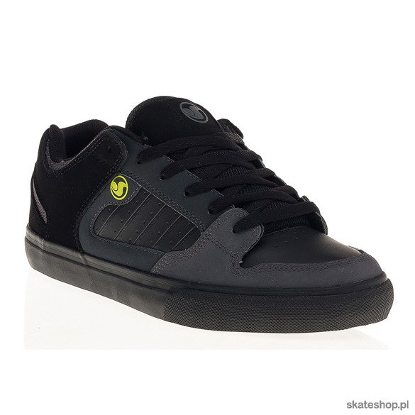 Buty DVS Militia CT (black/black/grey)