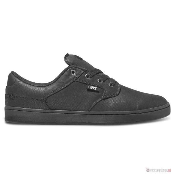 Buty DVS Quentin (black canvas)