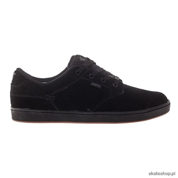 Buty DVS Quentin (black suede)