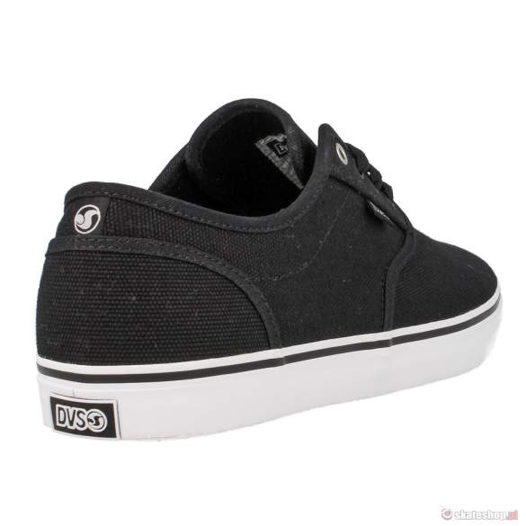 Buty DVS Rico CT '14 (black canvas) czarne