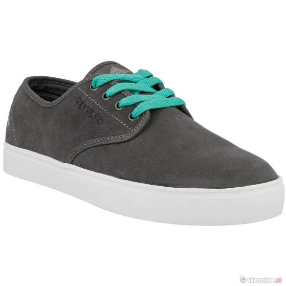 Buty EMERICA Laced by Leo S'14 (dark grey) szare