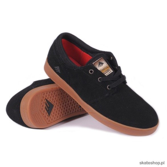 Buty EMERICA The Figueroa (black/gum)