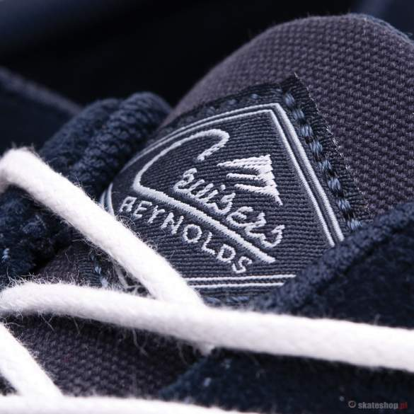 Buty EMERICA The Reynolds Cruisers (navy/white) granatowe