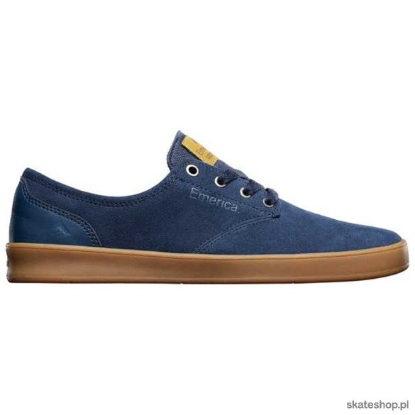 Buty EMERICA The Romero Laced (dark blue/gum)