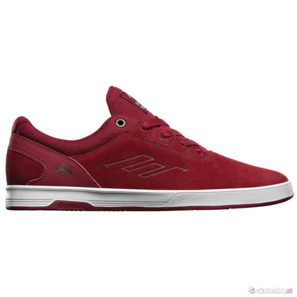 Buty EMERICA The Westgate CC (burgund/white)
