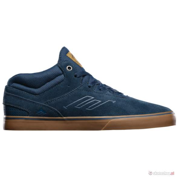 Buty EMERICA The Westgate Mid Vulc (dark blue/gum)