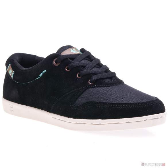 Buty ETNIES Connery '13 (black/brown) czarne