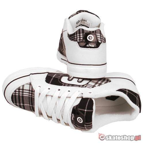 Buty ETNIES Dasit WMN (white/plaid)