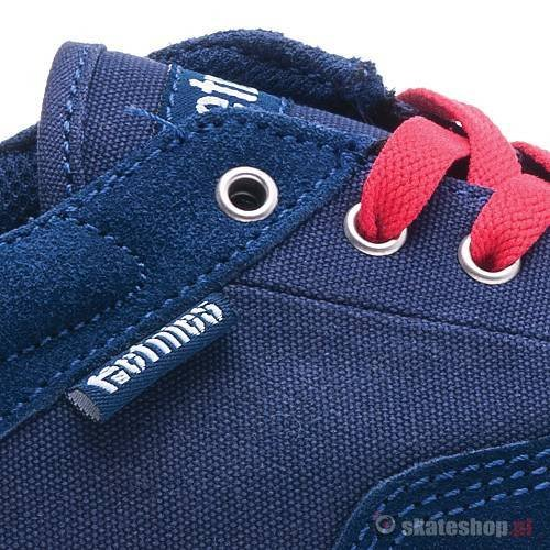 Buty ETNIES Fairfax (blue/red/white) granatowe