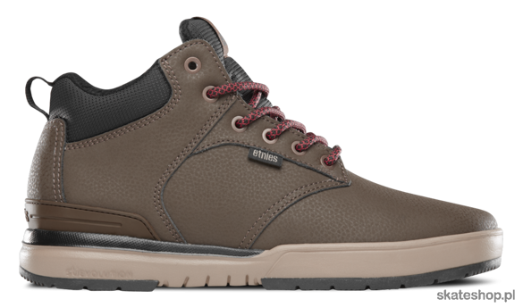 Buty ETNIES High Rise LS (dark brown)