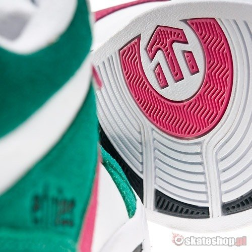 Buty ETNIES Lenny High WMN (white/green)