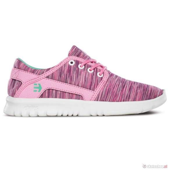Buty ETNIES Scout W (pink/white)