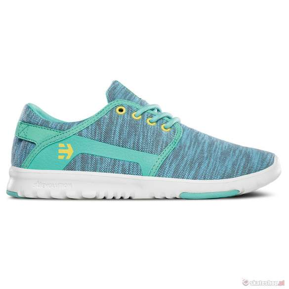 Buty ETNIES Scout W (teal)