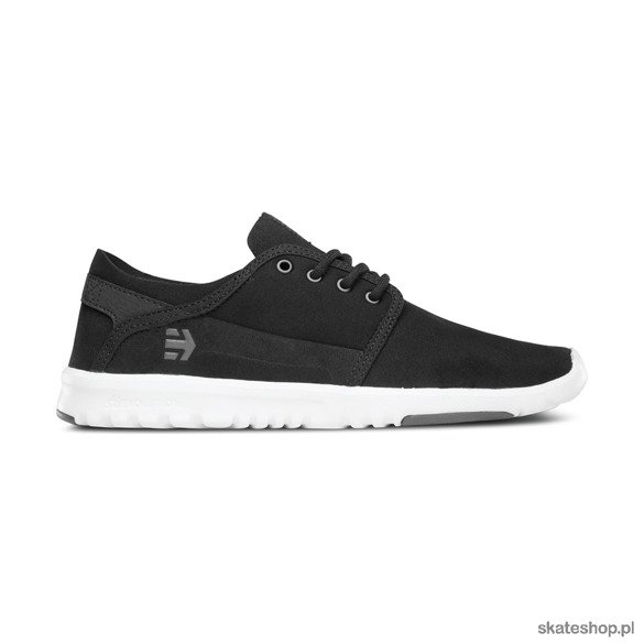 Buty ETNIES Scout (black/dark grey)