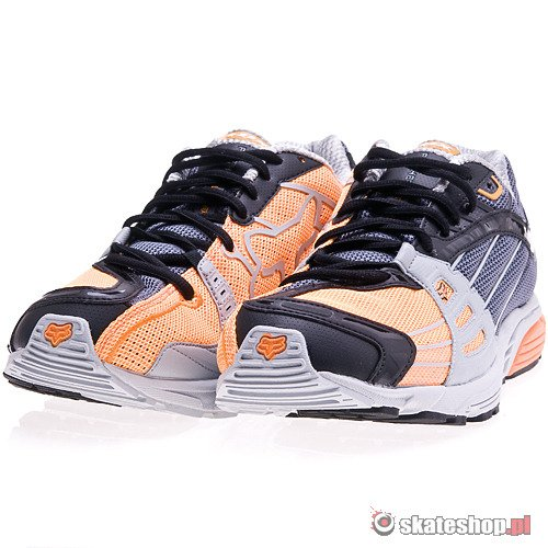 Buty FOX Featherlite (grey/orange) szare smpl