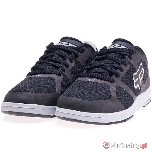 Buty FOX Motion Flow (black/grey) czarno-szare smpl