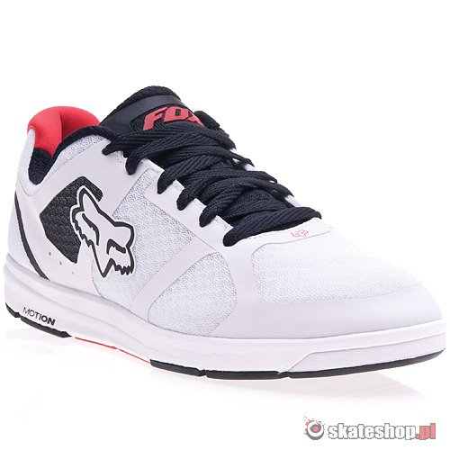 Buty FOX Motion Flow (white/black) białe smpl