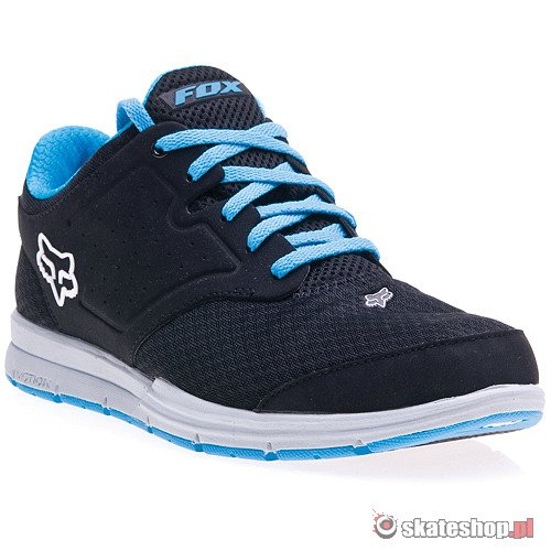 Buty FOX Motion Select (black/blue) czarne smpl